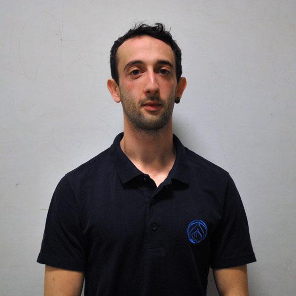 vice Coach Tommaso Spada